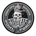 Pohl Force 3D Rubber Patch Euro-Ops-Division