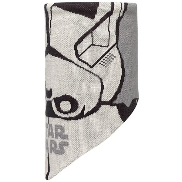 B Bandana Knitted STAR WARS STORN TROPPER / GREY VIGORE