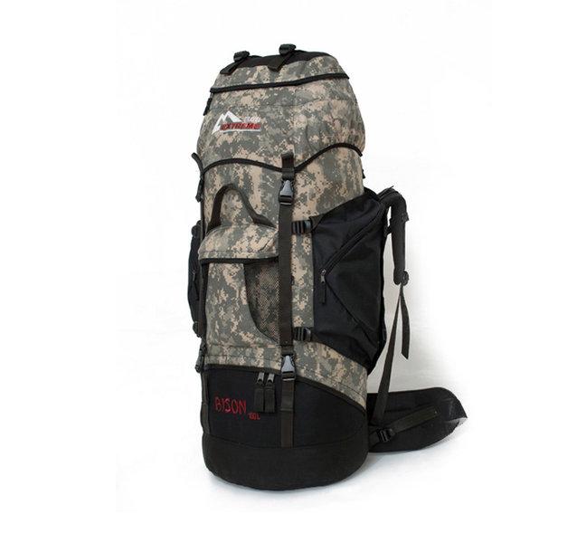 Рюкзак бизон 100 каммино рюкзак