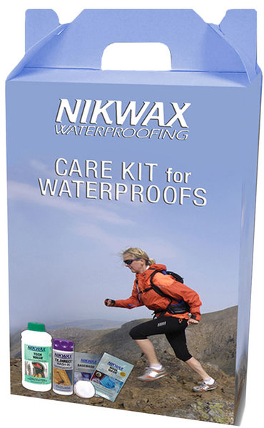 N Care kit for waterproofs