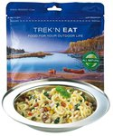 Trek'n Eat Creamy Pasta with Chicken and Spinach