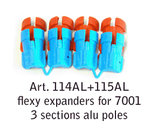 Fizan Flexy Expanders for 7001 poles