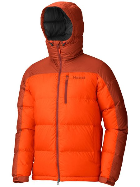 M GUIDES DOWN HOODY