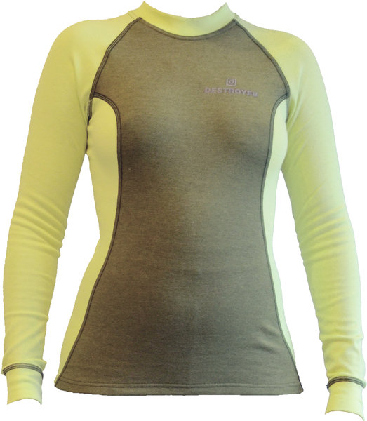 D Outdoor Tracking Lady T-shirt