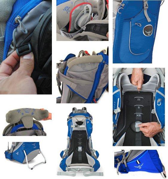 Переноска рюкзак для детей своими руками 54