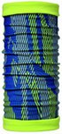 Buff Polar Reversible BLUE LINES / LIME