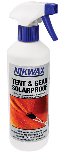 N Tent and gear Solarproof 500 мл спрей