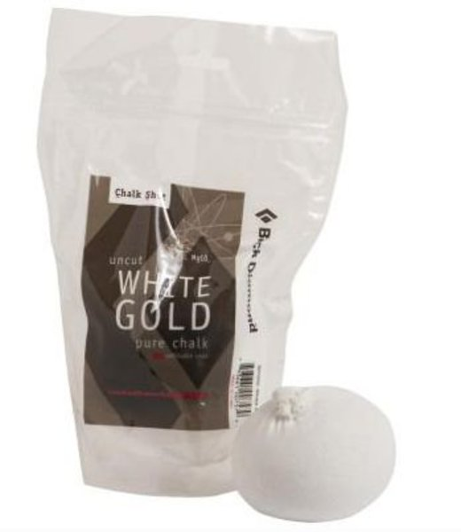 B Uncut White Gold Pure Chalk Refillable Chalk Shot